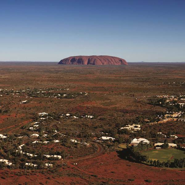 Alice Springs - Ayers Rock